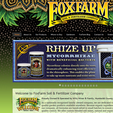FoxFarm Fertilizer